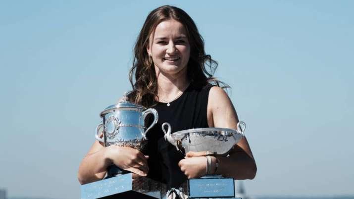 French Open champion Barbora Krejcikova