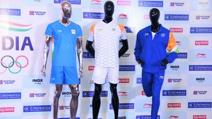 On June 3, the IOA had unveiled the ceremonial and competition kits in the presence of sports minist