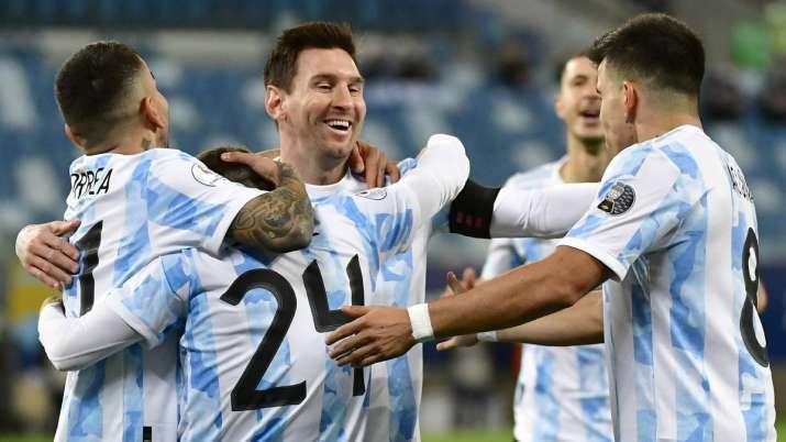 lionel messi, argentina football team,