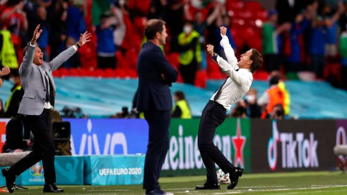 Italy's attacking football stutters a bit at Euro 2020