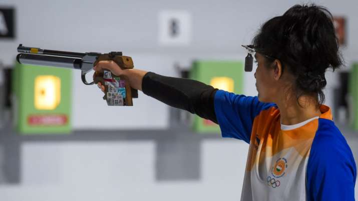 The 13 rifle and pistol shooters are currently on a training-cum-competition tour of Croatia.