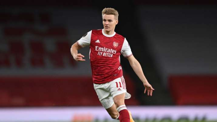 Martin Odegaard to leave Arsenal when loan deal expires