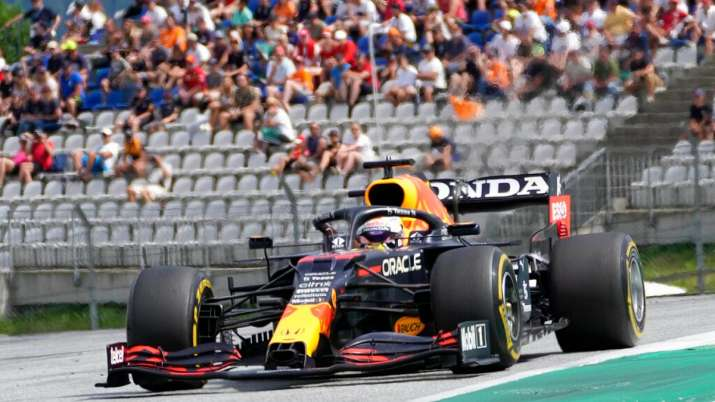 Styrian GP: Max Verstappen gets fourth win of the season