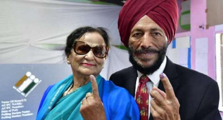 Legendary sprinter Milkha Singh's wife Nirmal dies due to COVID-19 complications
