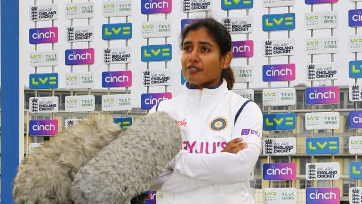 Draw against England psychological boost for us; will put England on back foot: Mithali Raj