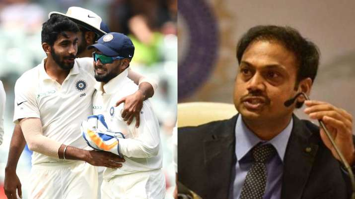 Exclusive   MSK Prasad names three key India selections in his tenure as chief selector