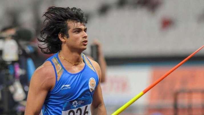 File photo of Neeraj Chopra.