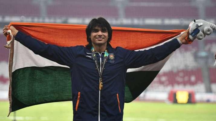Neeraj Chopra of India