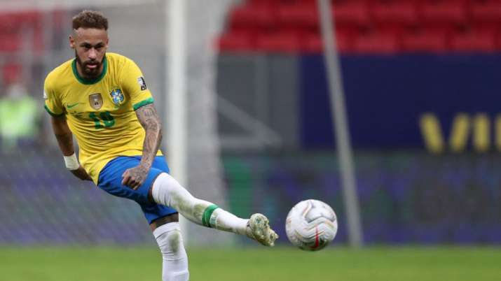 Neymar left out of Brazil's Olympic squad