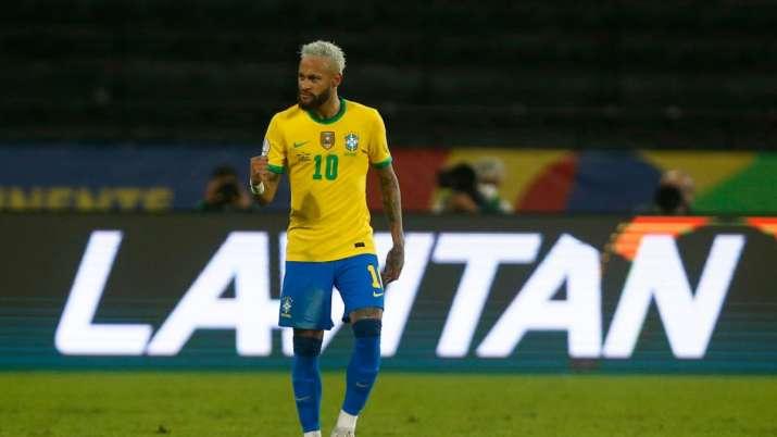 Pele hails Neymar's countdown to his goal record
