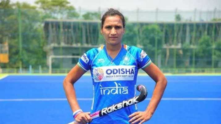 Fitness-wise we are no less than any European team: Rani Rampal