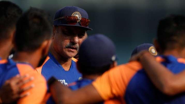 India head coach Ravi Shastri, WTC final