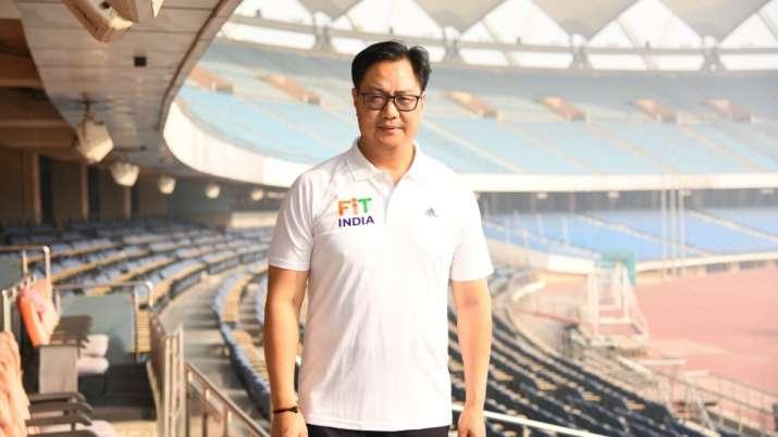 Sports Minister Kiren Rijiju launches athlete injury management system