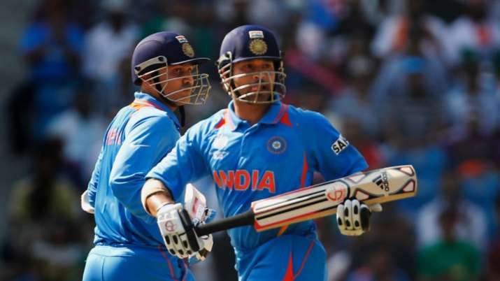 Virender Sehwag reveals how he copied Sachin Tendulkar during early days