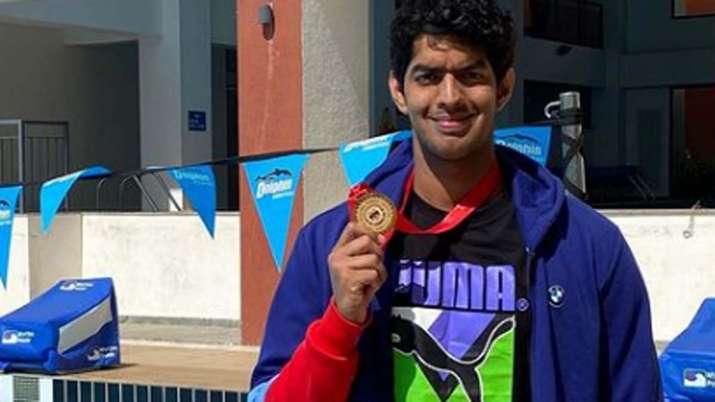 Srihari Nataraj breaches Olympic 'A' cut, awaits FINA's confirmation