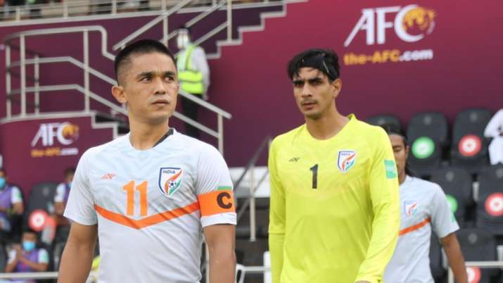 Hunger intact, motivation the difficult part but not going anywhere: Sunil Chhetri