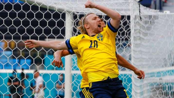 Euro 2020: Sweden beat Slovakia 1-0, close in on last 16 spot