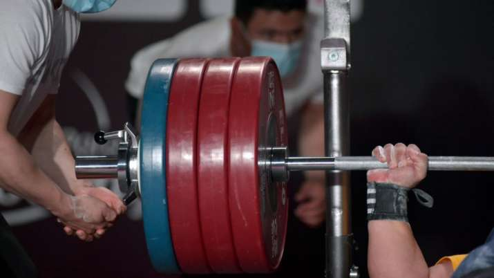 European weightlifting champ accused of doping-test bribery