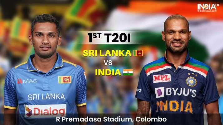 Live Streaming Sri Lanka vs India 1st T20I: Watch SL vs IND 1st T20I Live Online on SonyLIV