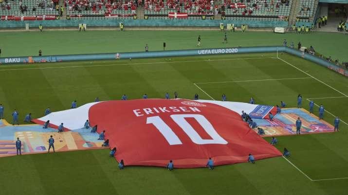 UEFA invites Christian Eriksen to Euro 2020 final