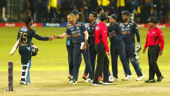 Shikhar Dhawan was proud of his team for putting up a good fight