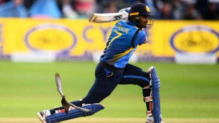 Newly-appointed Sri Lanka skipper Dasun Shanaka