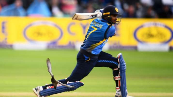 Sri Lanka fined for slow over rate in second ODI against India