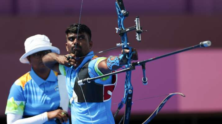 Archery: Inconsistent India lose to South Korea, make QF exit in mixed pair event