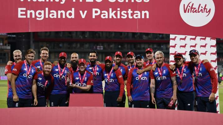 ENG vs PAK | England takes T20I series, beat Pakistan by 3 wickets in third match