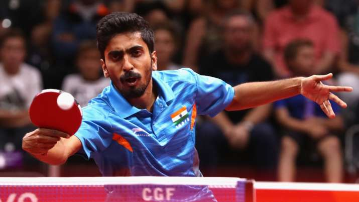 TT player Sathiyan makes early exit from Tokyo Olympics