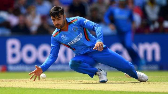 Star Afghanistan leg-spinner Rashid Khan