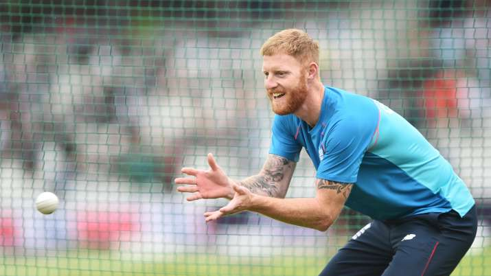 England's stand-in skipper Ben Stokes