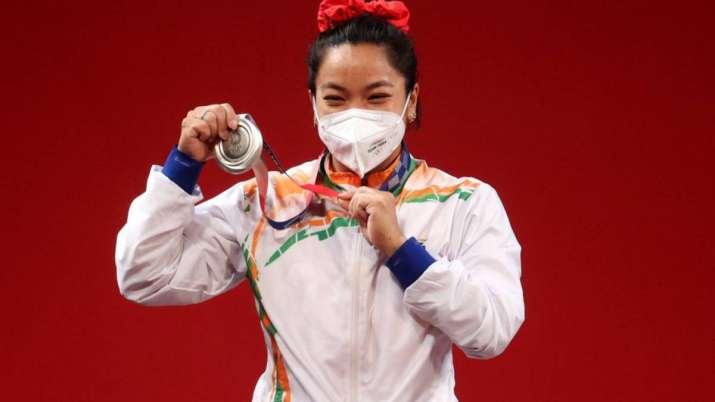 Tokyo Olympics silver-medallist Mirabai Chanu