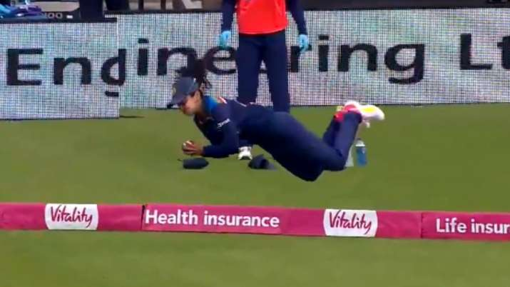 After Harleen's stunning catch, Harmanpreet credits coach Sharma for marked improvement in fielding