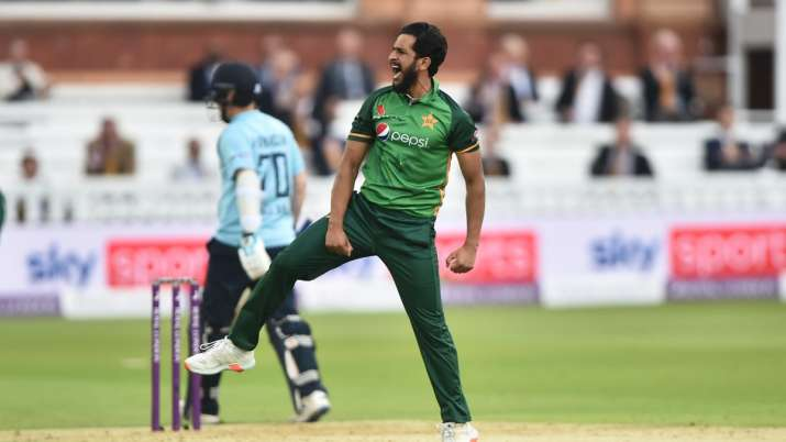 Pakistan's Hasan Ali rested for first T20I against England