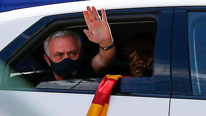Problem-fixing Jose Mourinho looking to revive Roma and career