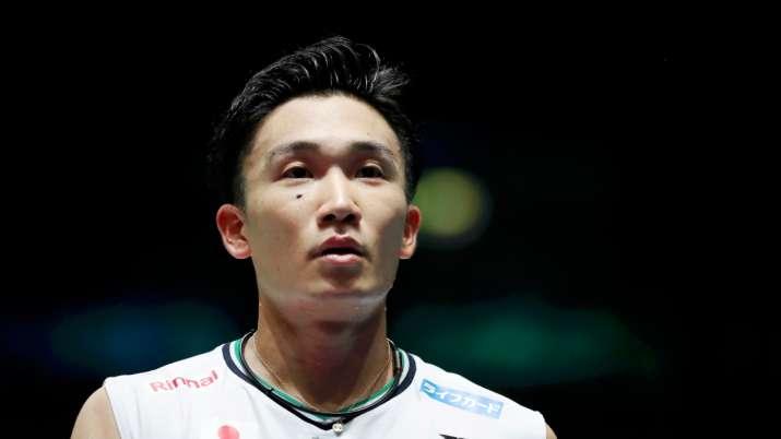 Badminton star Kento Momota grateful for Olympic chance after deadly crash