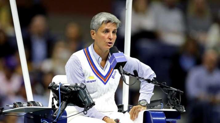 Wimbledon 2021   Marija Cicak to become first female chair umpire in men's final