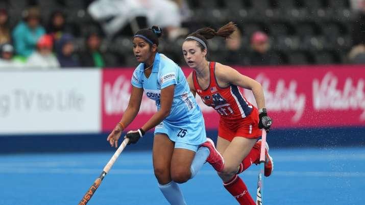 Will lead from front at Olympics, says women's hockey team forward Navneet