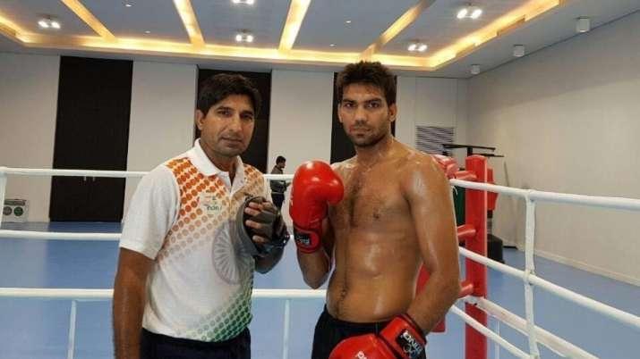 Boxing: Former national coach Sandhu recommends Manoj Kumar's trainer for Dronacharya