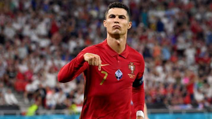 Euro 2020: Ronaldo won the Golden Boot with five goals, the same as Patrick Schick of the Czech Repu