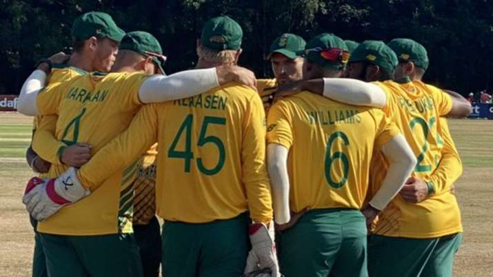 IRE vs SA   South Africa sweeps three-match T20 series against Ireland