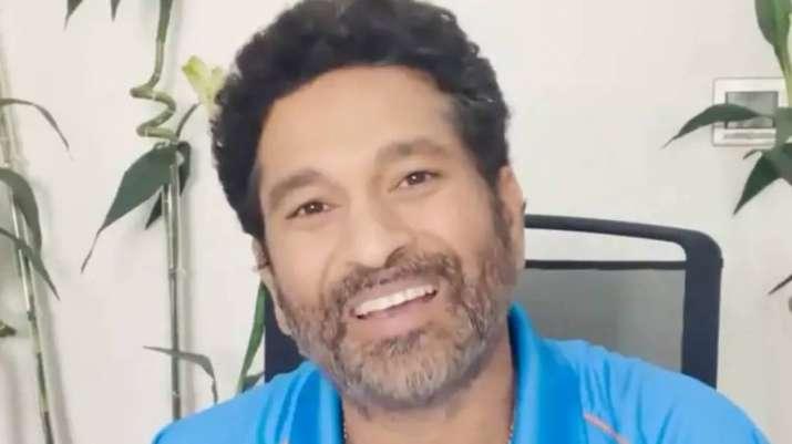 Legendary Sachin Tendulkar