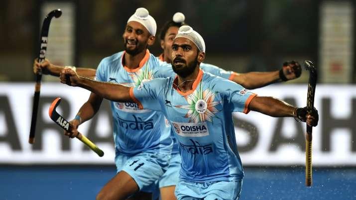 Hockey: Varun, Simranjeet late inclusions in Indian men's Olympic side; Reena, Namita in women's tea