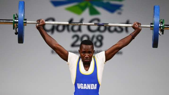 Julius Ssekitoleko of Uganda