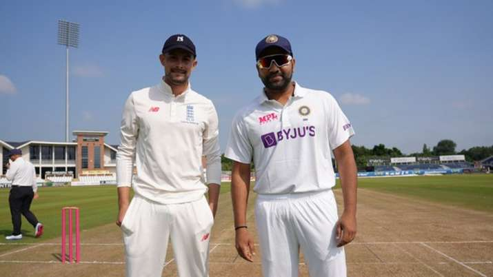India opt to bat in tour game
