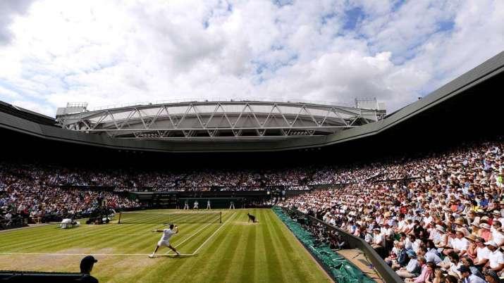 wimbledon, grass court, wimbledon court,