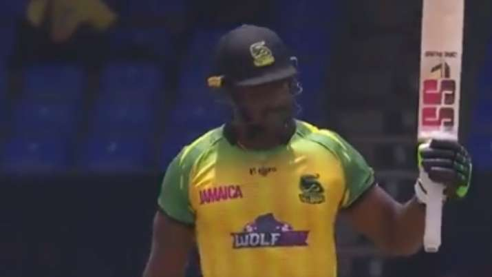 Andre Russell slams incredible 14-ball 50 in Caribbean Premier League | Watch