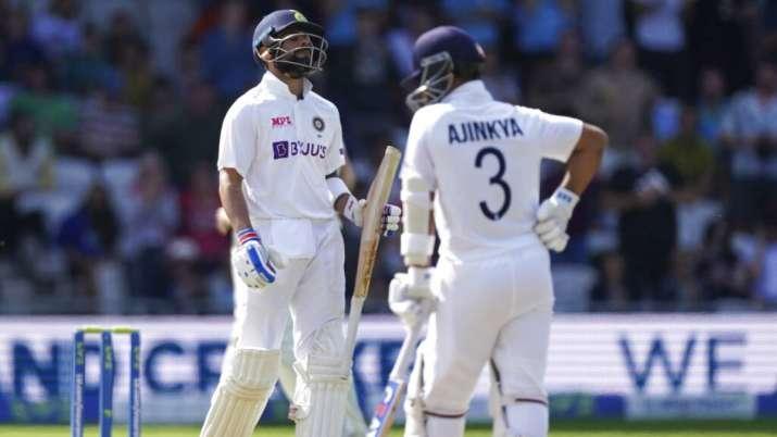 India's captain Virat Kohli and his deputy Ajinkya Rahane