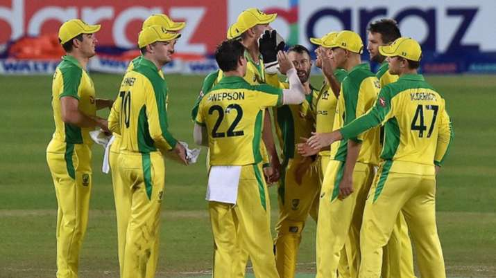 BAN vs AUS | Australia end losing streak in T20I series; beat Bangladesh by 3 wickets